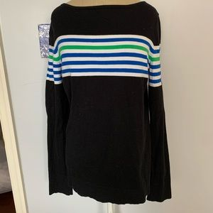 Lilly Pulitzer stripe sweater